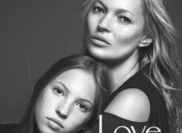 Kate Moss' Daughter Lands Her First Vogue Cover