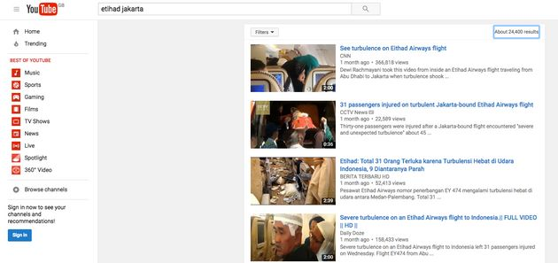 A quick YouTube search reveals identical