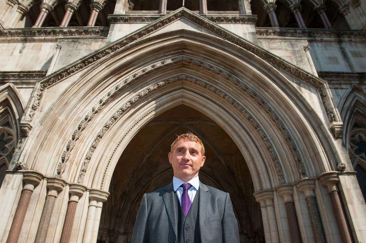 Jon Platt after his High Court ruling