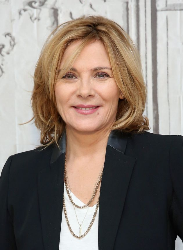 Kim Cattrall Reveals Chronic Insomnia Behind Her Decision ... Kim Cattrall Insomnia