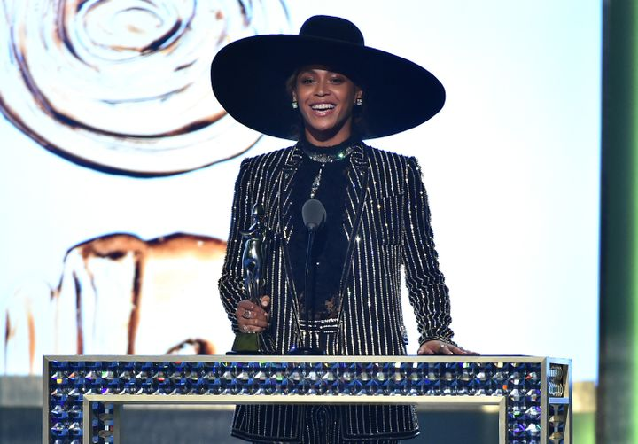 Hats off to you, Beyonce.