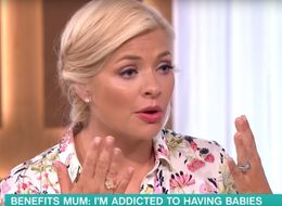 Holly Willoughby Loses Her Cool With 'Britain's Most Shameless Mum'
