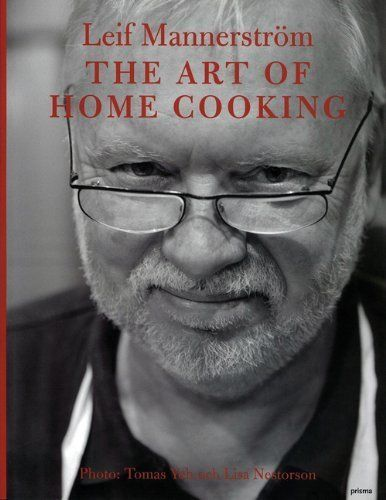 Swedish celebrity chef Leif Mannerstrom explores classic Swedish food in this nicely put-together book. The recipes do n