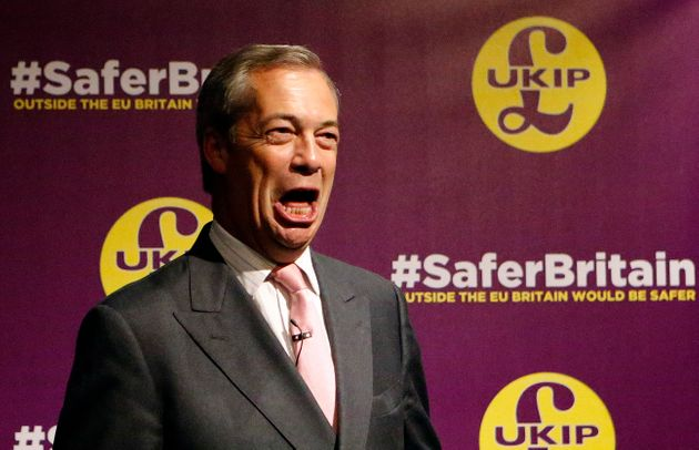 Justin Welby Attacks Nigel Farage For 'Legitimising Racism' With Immigration
