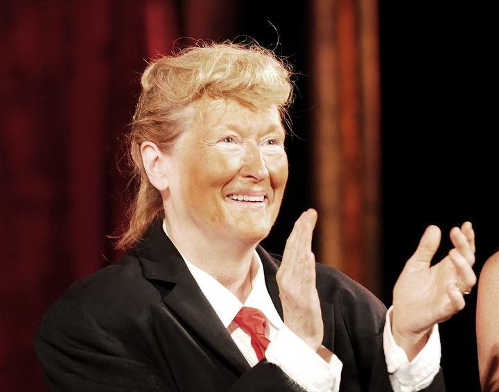 Meryl for president!