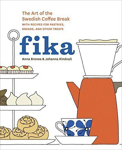 If you're going to learn just one thing from Scandinavian culture, let it be the art of the coffee break. (In sum the idea is