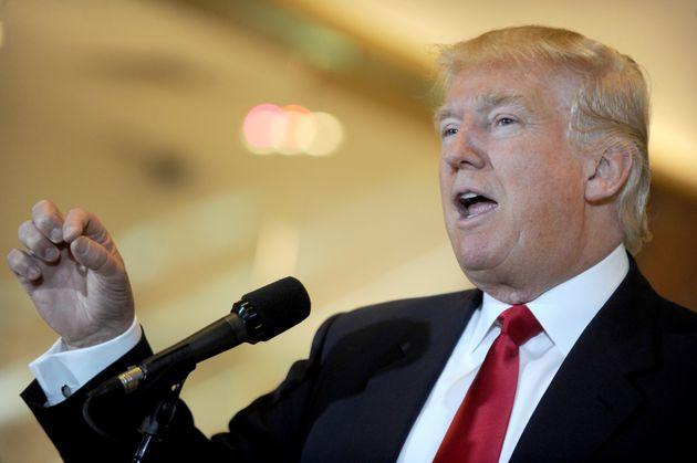 Donald Trump Slammed By Archbishop Of Canterbury For 'Un-Christian' Muslim Ban