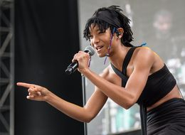 Willow Smith Let Her Dad Rap With Her Onstage Because Father's Day Is Almost Here