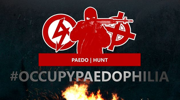 The group is using the hashtag#occupypaedophilia as a 'tribute' to a Russian vigilante group of...