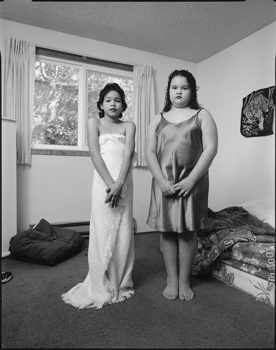 Keanna and LaShawndrea, 1999