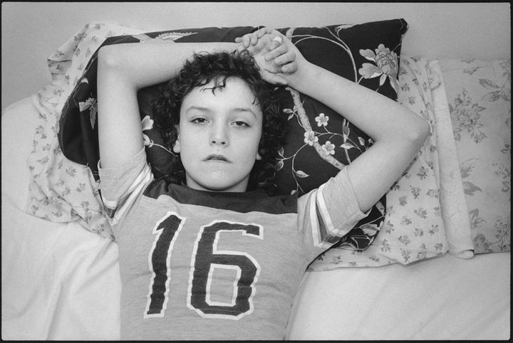 The love story of photographer Mary Ellen Mark and her muse, Tiny.