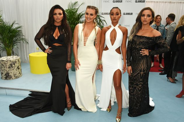 Little Mix Slay At 2016 Glamour Women Of The Year