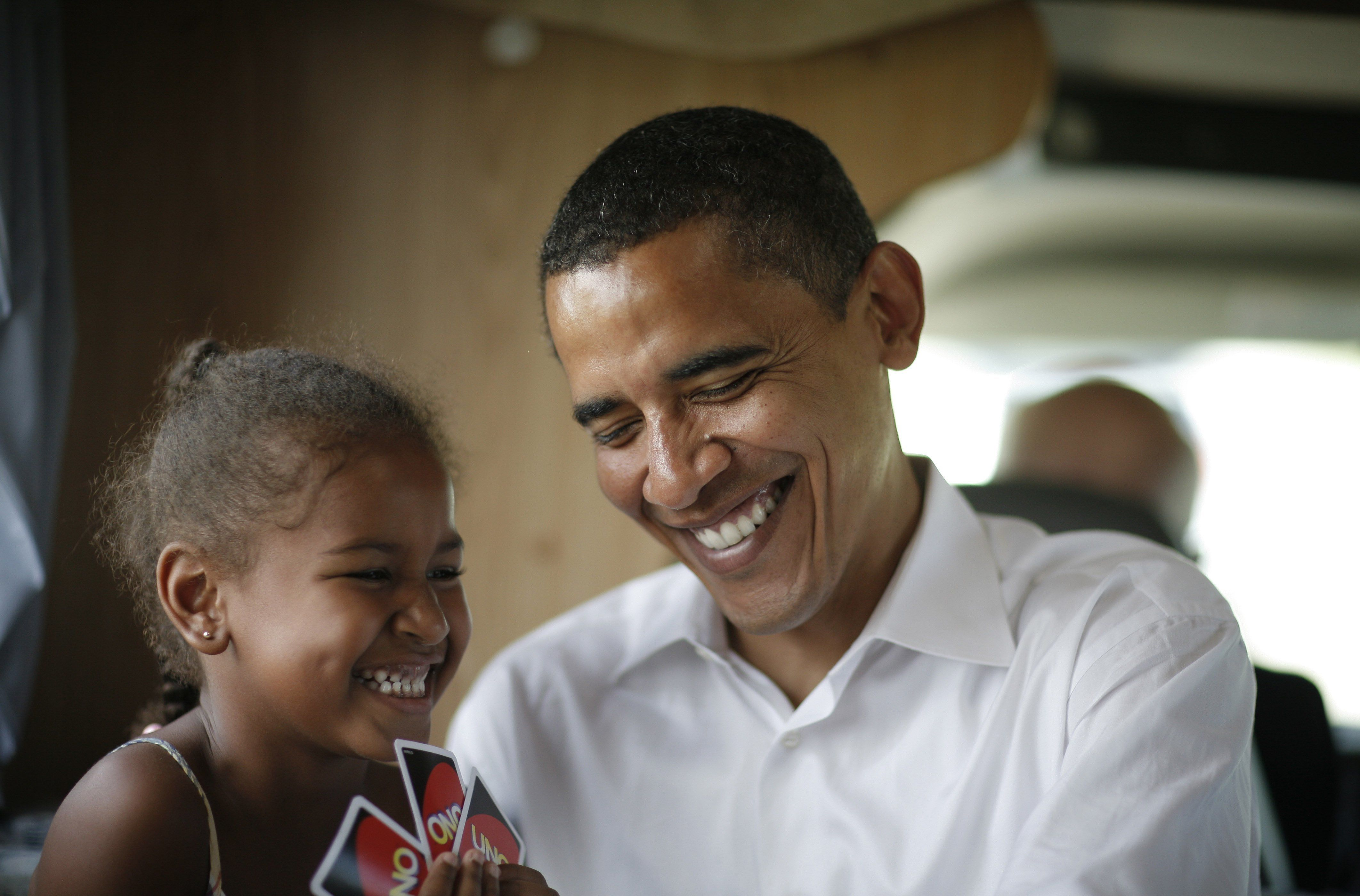 You Won't Believe How Much Sasha Obama Has Grown