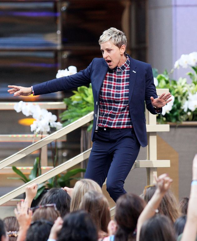 Ellen DeGeneres Is Being Sued Over A Breast