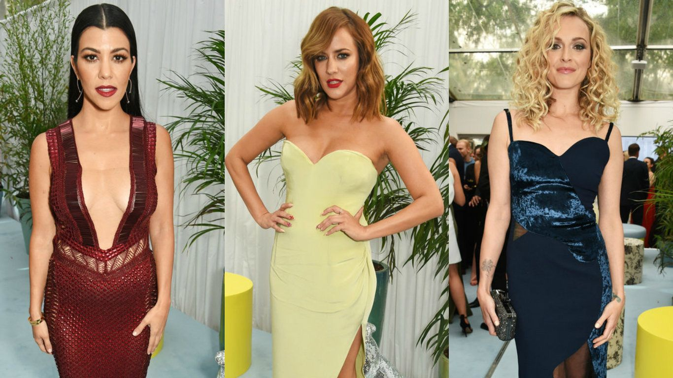 All The Best Dressed Stars At The 2016 Glamour