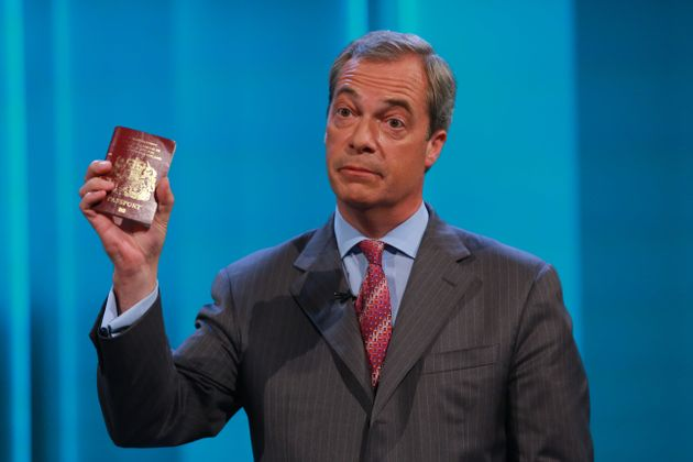 Nigel Farage: I Am Being Demonised For Speaking Out About Cologne-Style Sex Attacks In The