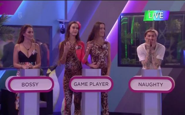'Bossy', 'Game Player' and 'Naughty' are the seldom-mentioned 'Seven