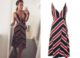 Here's Where To Buy Caroline Flack's 'Perfect' Summer Dress