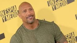 Prepare To See Dwayne Johnson's Bare Butt In 'Central