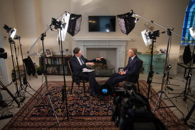Tony Blair interviewed by John Micklethwait of