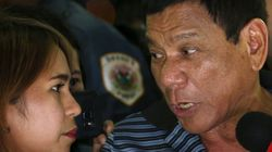 Philippines' Duterte Takes Back Comments On Killing