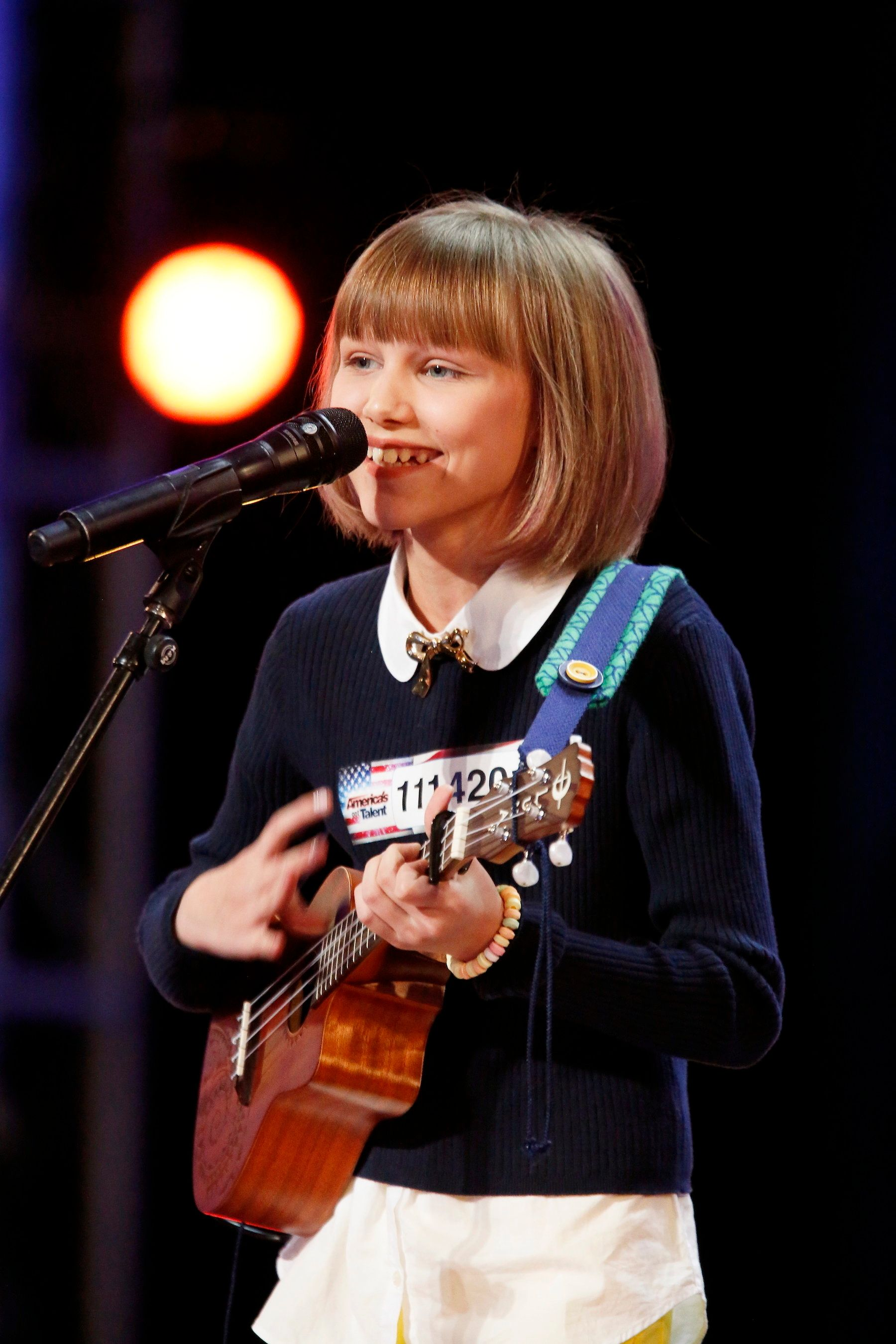 This 12-Year-Old Ukulele Player Might Just Be The Next Taylor