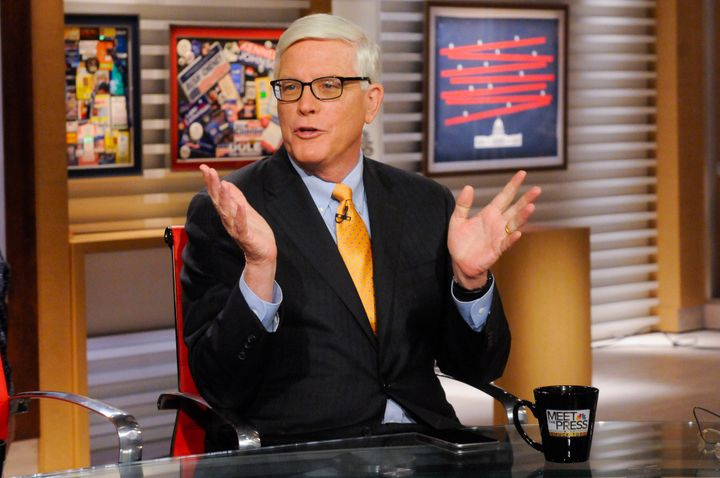 Hugh Hewitt has given up reluctantly supporting Donald Trump as the presumptive GOP nominee.