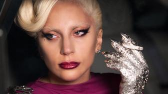"AMERICAN HORROR STORY -- ""Chutes and Ladders"" Episode 502 (Airs Wednesday, October 14, 10:00 pm/ep) Pictured: Lady Gaga as the Countess. CR: Suzanne Tenner/FX"
