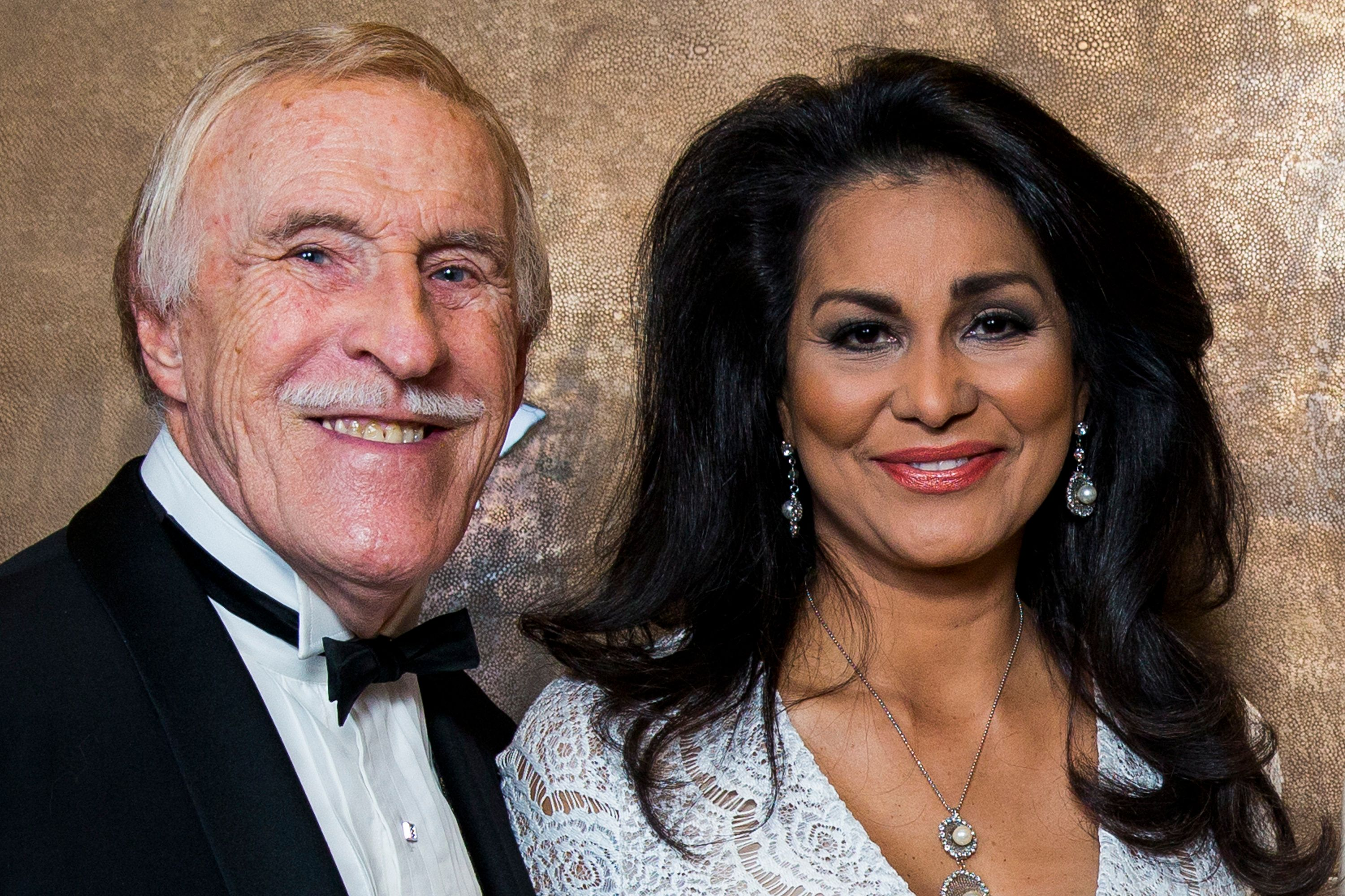 Bruce Forsyth's Wife, Wilnelia, Gives Update On His Health, After Cancelled Public