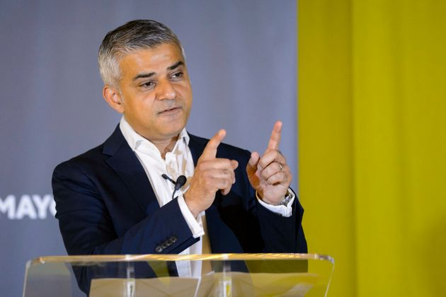 Sadiq Khan Tells Jeremy Corbyn And Labour To 'Step Up And Take Responsibility' For EU