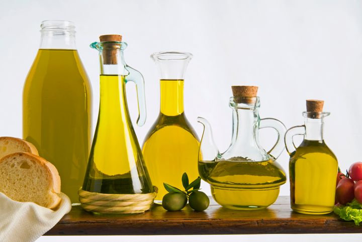 A high-fat Mediterranean diet rich in olive oil or nuts helped people lose more weight than a low-fat diet.