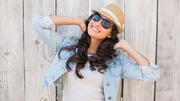 <i>In the sun</i> — Look for sunglasses with more opaque lenses and both UVA and UVB protection. They'll keep you from