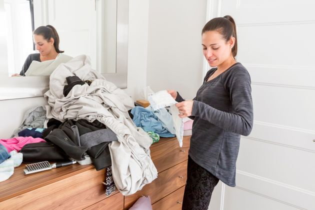 You're Probably Going To Throw Away 81 Pounds Of Clothing This