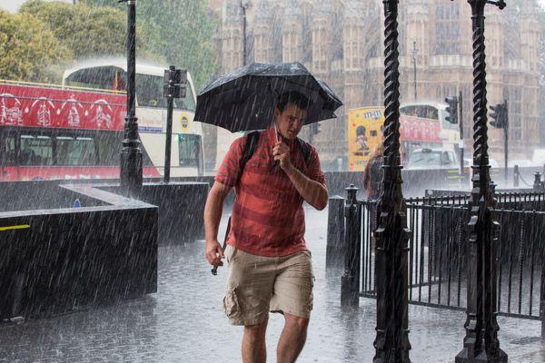 how to stop a headache when it rains