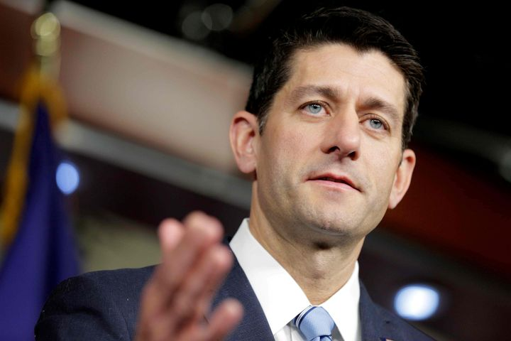 House Speaker Paul Ryan (R-Wis.) is proposing to alter the floor process for appropriations bills.