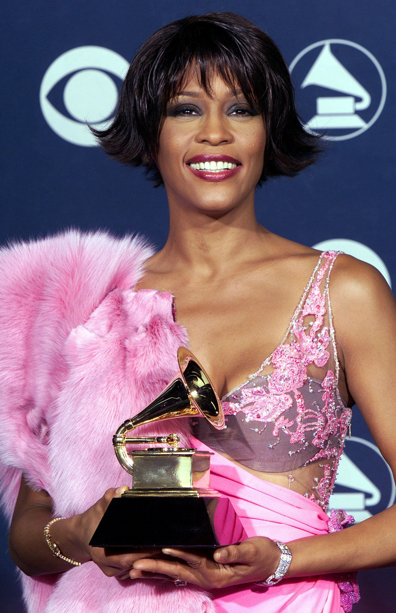 whitney houston bisexual