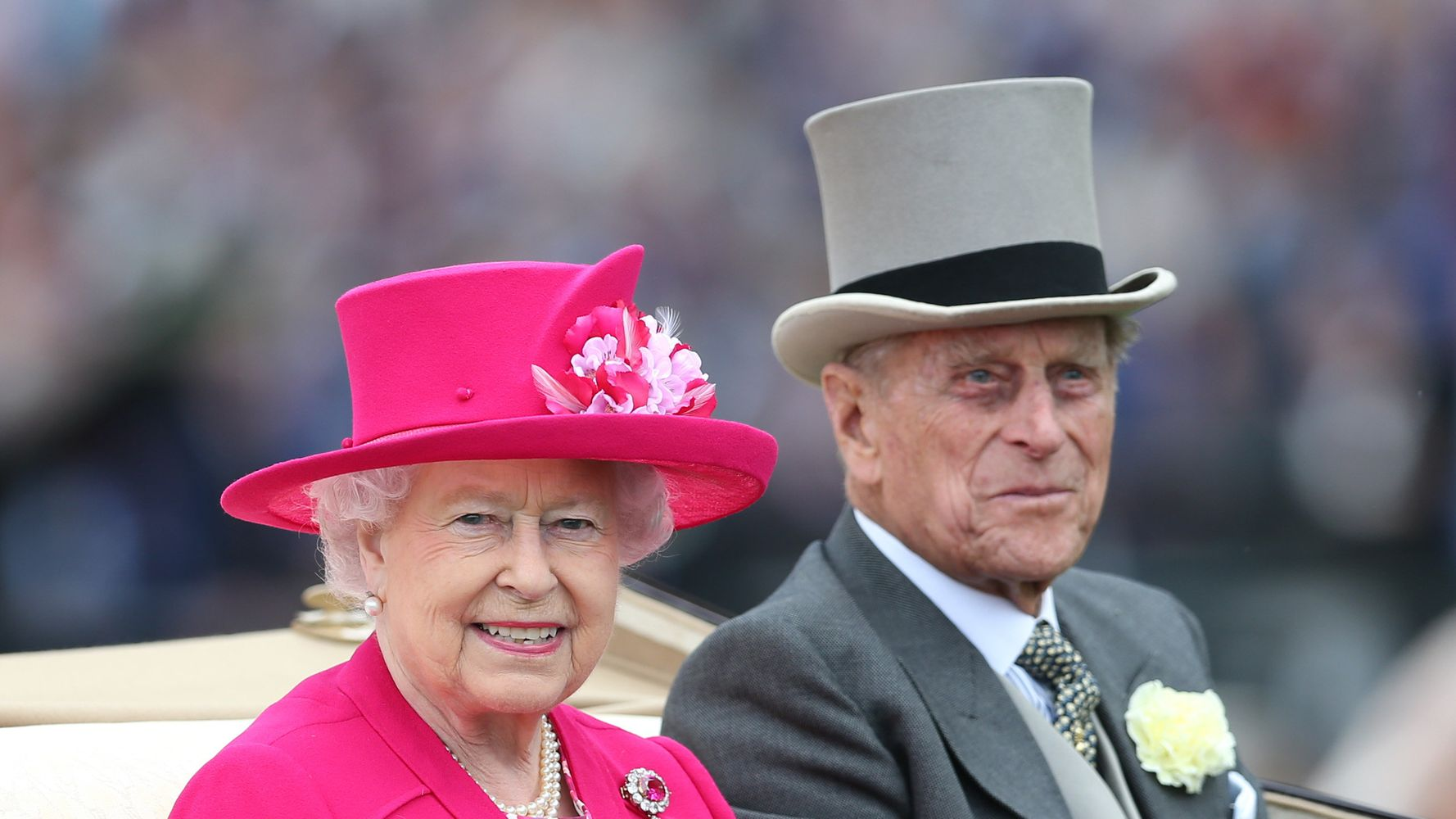 Ailing Prince Philip Is 'Slightly Improving,' Says Camilla, Duchess Of Cornwall