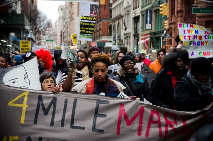 Recent protests against police killings of unarmed black people have drawn attention to ways in which racism transcends econo