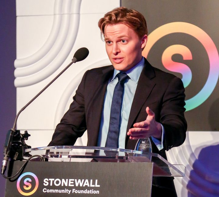 Farrow picked up an award for his coverage of trans issues.