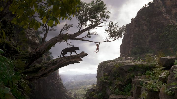 """The Jungle Book"" is currently the third highest-grossing movie of 2016."
