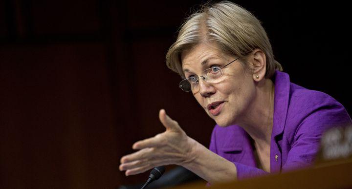 Elizabeth Warren is fed up with GOP obstruction.