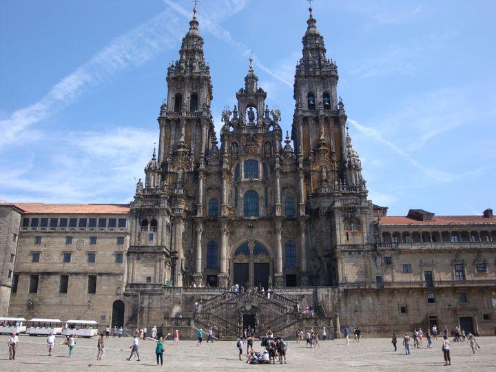 Santiago de Compostela, Sept 2012