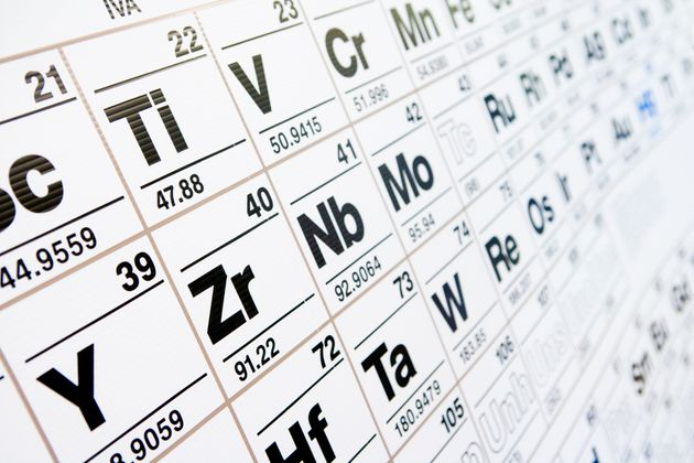 4 Newest Elements On The Periodic Table May Soon Have New Names
