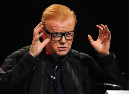 Chris Evans Launches ANOTHER Defence Of 'Top Gear' Ratings