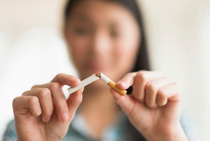 Please don't smoke.