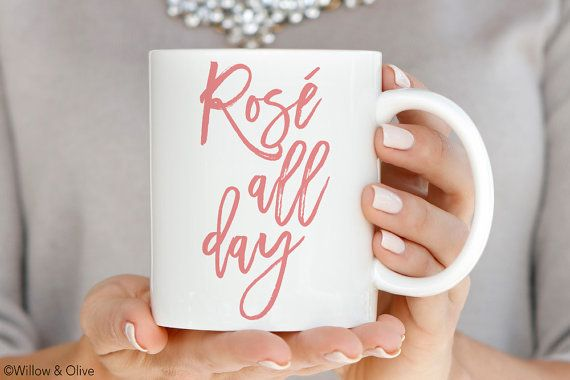 """<strong>Get the <a href=""""https://www.etsy.com/listing/269595067/wine-mug-wine-coffee-mug-rose-all-day?ga_order=most_relevant&"""