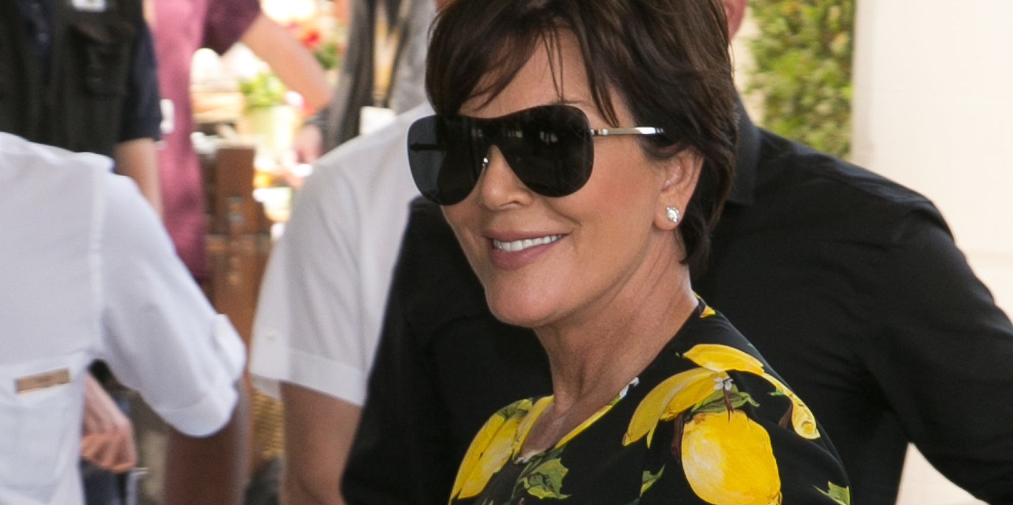 Kris Jenner And Penelope Disick Had The Cutest Grandma And Me Moment
