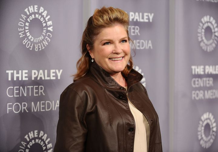 Actress Kate Mulgrew attends an evening with 'Orange Is The New Black' at The Paley Center for Media on May 26, 2016 in Bever