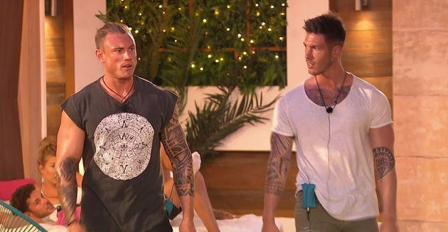 Tom confronts Adam in 'Love