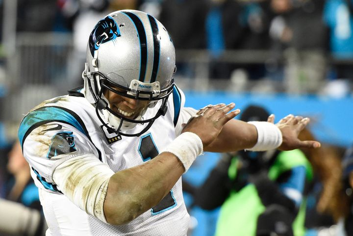 Dab on em, Cam. Well, not anymore.